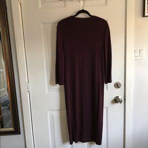 Lou and grey xs signature soft long dress